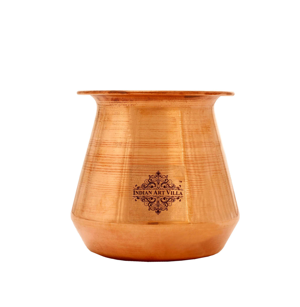 Copper Plain Lota,Pooja Purpose,Home Decor and Many more