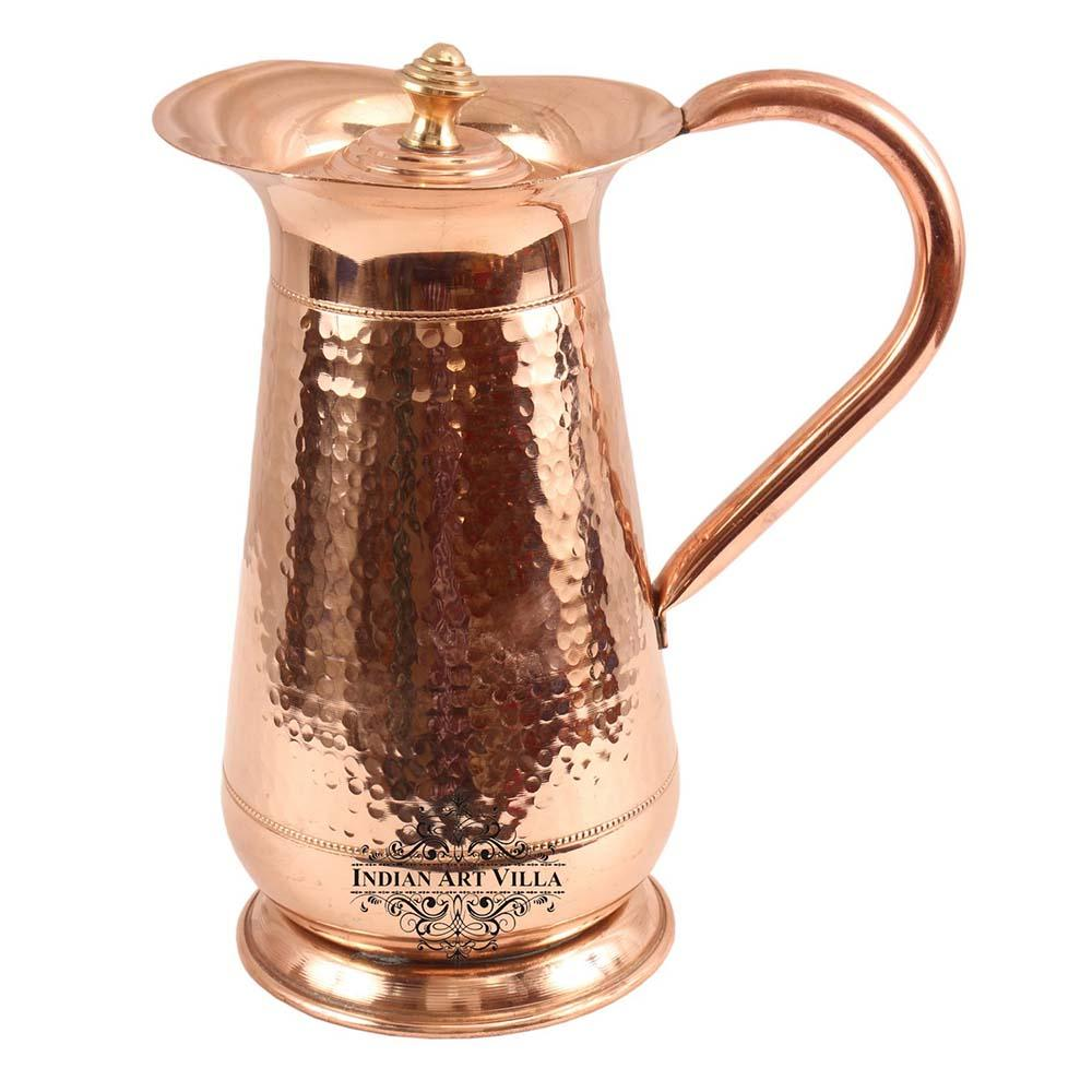 Copper Jug Pitcher