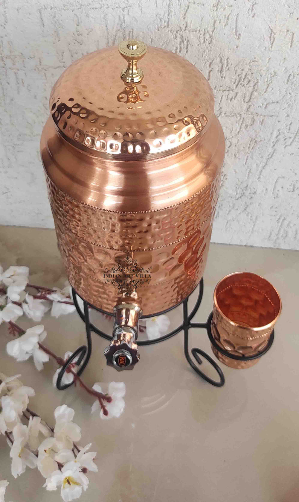 It is a healthy habit for all to drink water stored in copper water especially in the morning when you wake up.