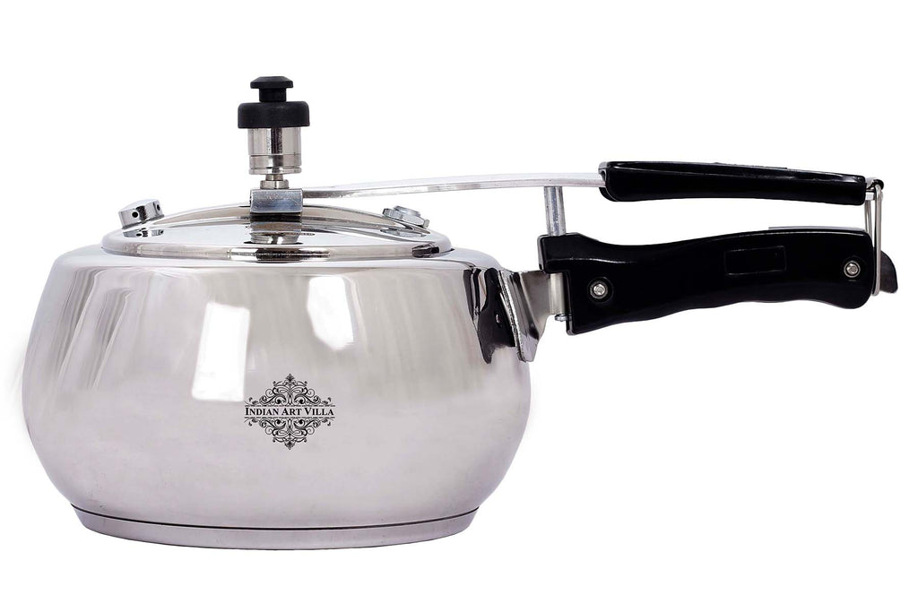 Steel Cooker, Apple Design Pressure Cooker, Cookware