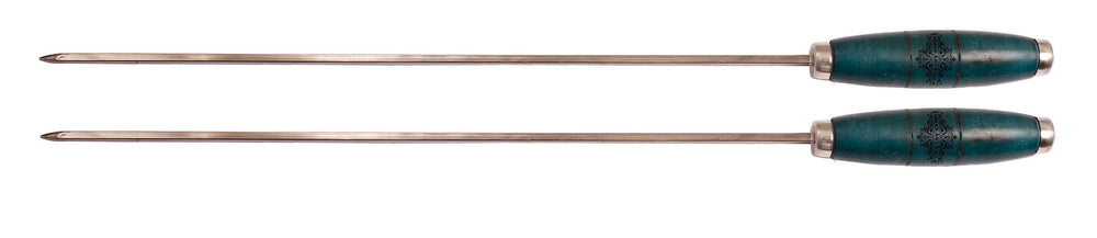 "Brass Barbecue Sticks - Length :-18.2""Inch"