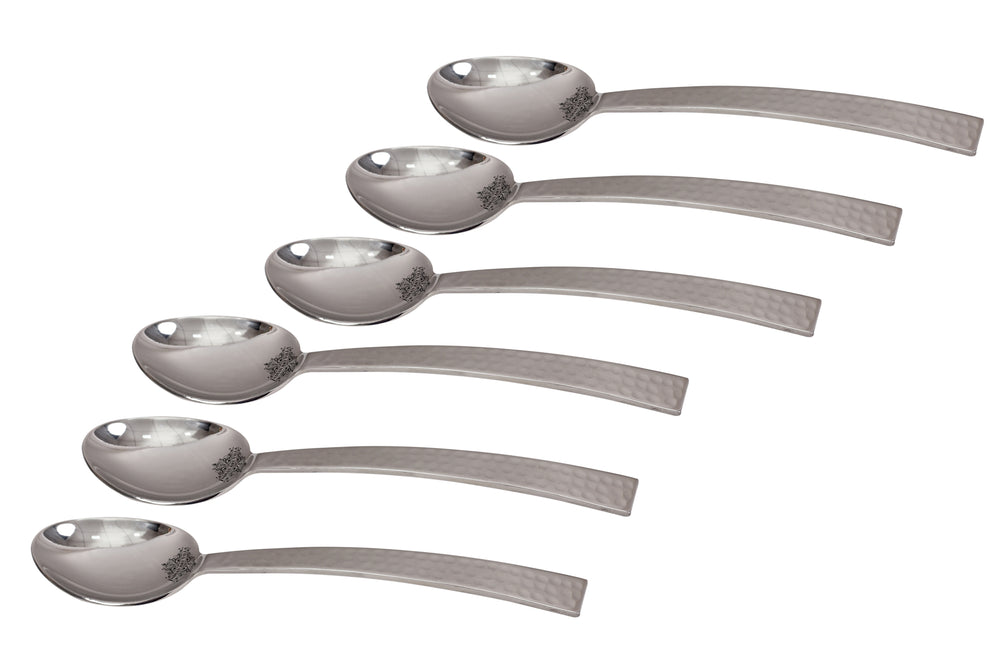 Steel Spoon Set