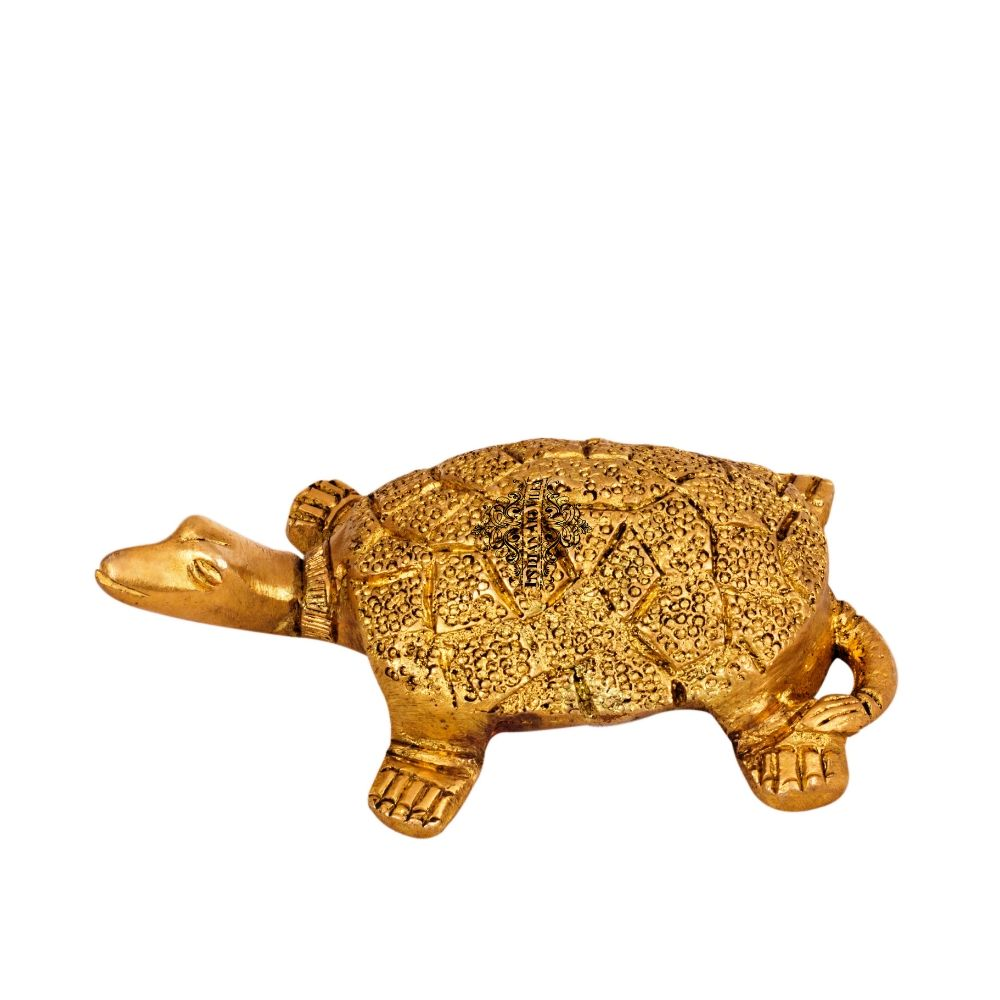 Brass Vastu Tortoise|Positive Energy Increase Life