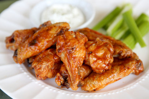 Fiery Chicken Wings