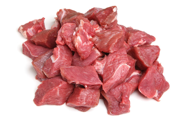 Mutton Boneless - Cut