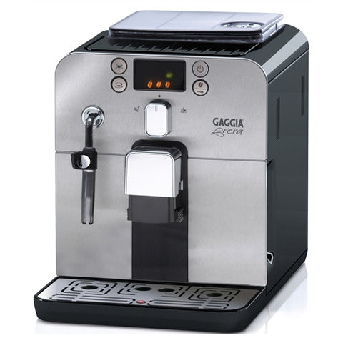 Gaggia Brera - Black - Superautomatic - Beans 2 Machines