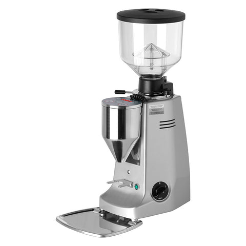 Mazzer Major Electronic Silver - Grinders - Beans 2 Machines