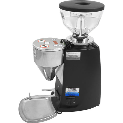 Mazzer Mini Electronic A Black - Grinders - Beans 2 Machines
