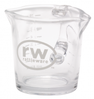 3 oz Shot Glass RW - Accessories - Beans 2 Machines