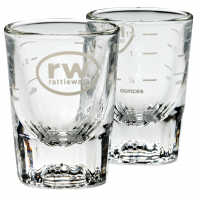 2 oz Shot Glass RW - Accessories - Beans 2 Machines