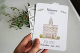 Temple Flashcards