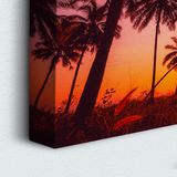 Colors of Paradise 5 Piece Canvas