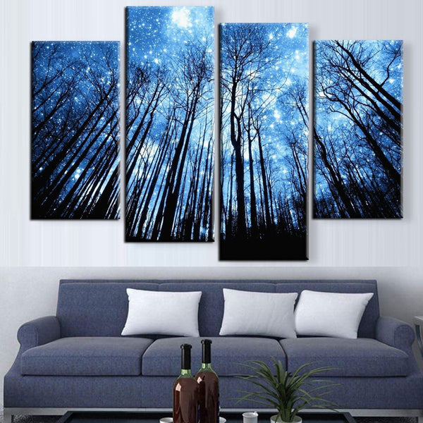 Dare To Dream 4 Piece Canvas Exclusive Gems