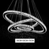 Exclusive Luxury Crystal LED Chandelier