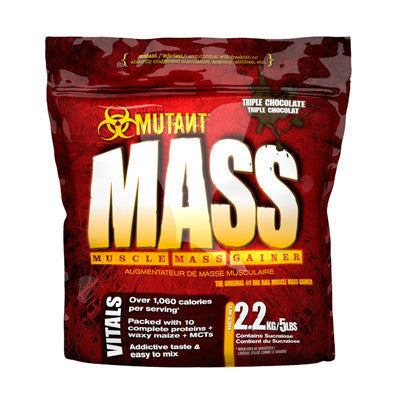 Mutant Mass Cookies & Cream (2,2 kg)