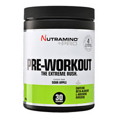 Pre-workout sour apple - nutramino