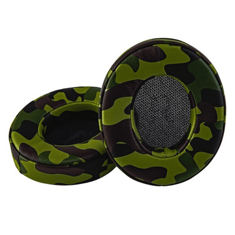 BOOM Ear-cushions - Camo Green