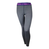 NS Performace™ Tights - Grå/Lila