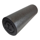 Foam roller slät - Black Edition (45 cm)