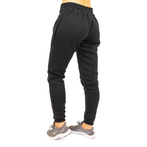 Sweatpants basic - Soft black dam