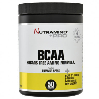 Nutramino BCAA Summer Apple
