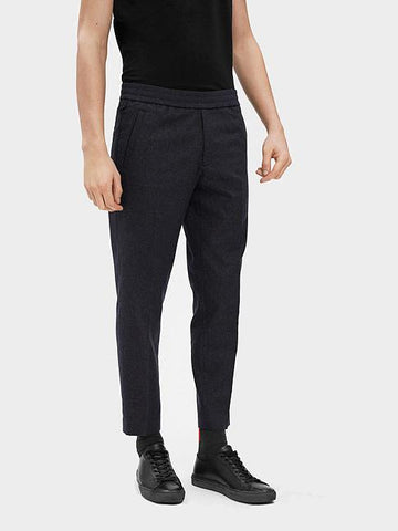 Filippa K / Terry Cropped Pants | Navy