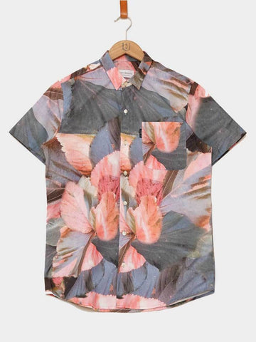 Oh Dawn / Flower Shirt | Deep Water