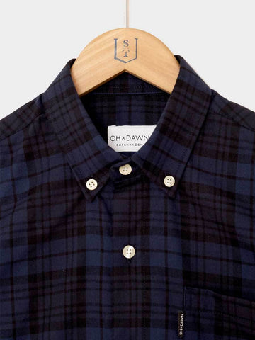 Oh Dawn / Drifter Shirt | Navy Blue