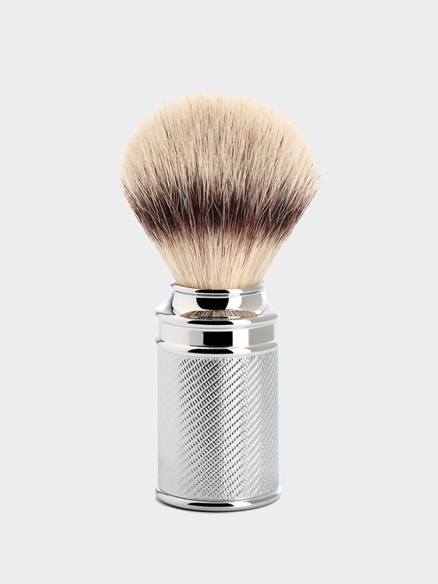 MÜHLE / Classic Safety Shaving Kit | Chrome Plated - stvalentinshop.dk - 2
