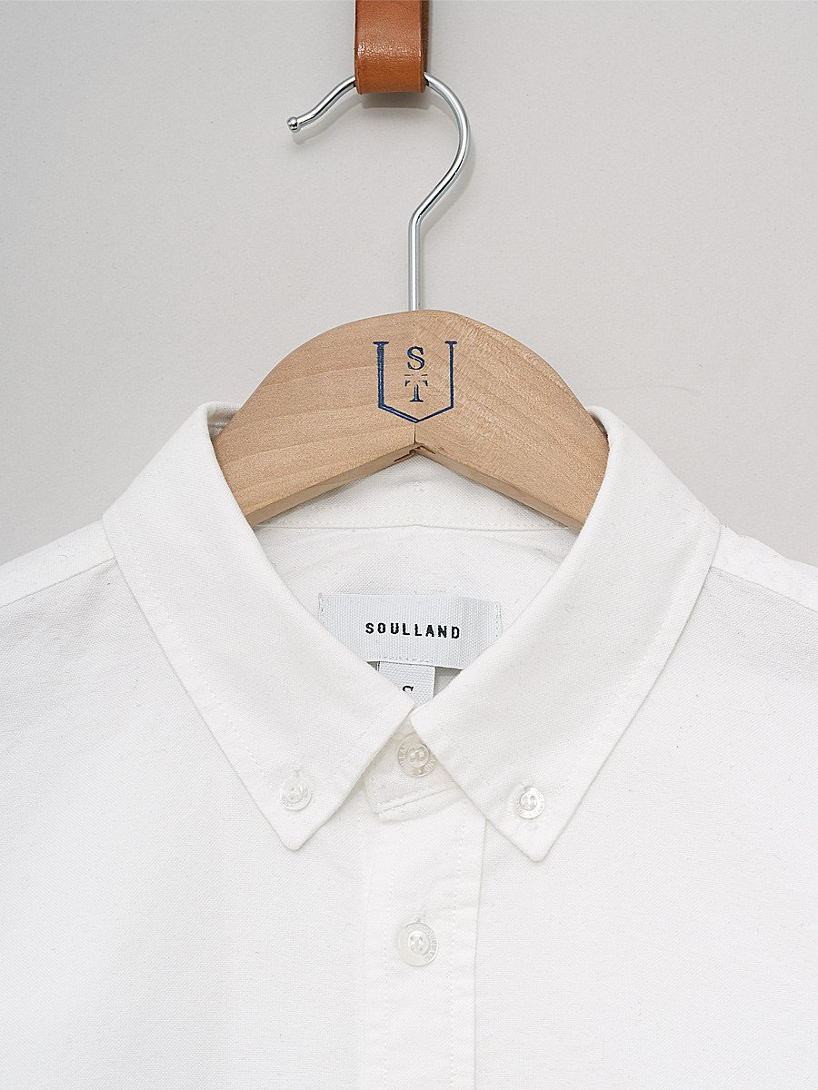 Soulland / Goldsmith Shirt | White