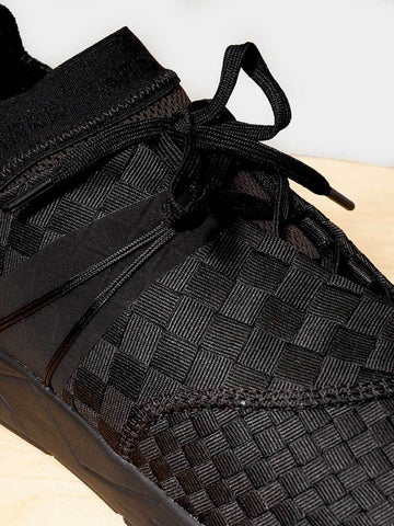 Arkk Copenhagen / Eaglezero Braided | Triple Black