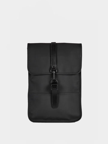 Backpack Mini i Sort fra RAINS | S.T. VALENTIN - 1