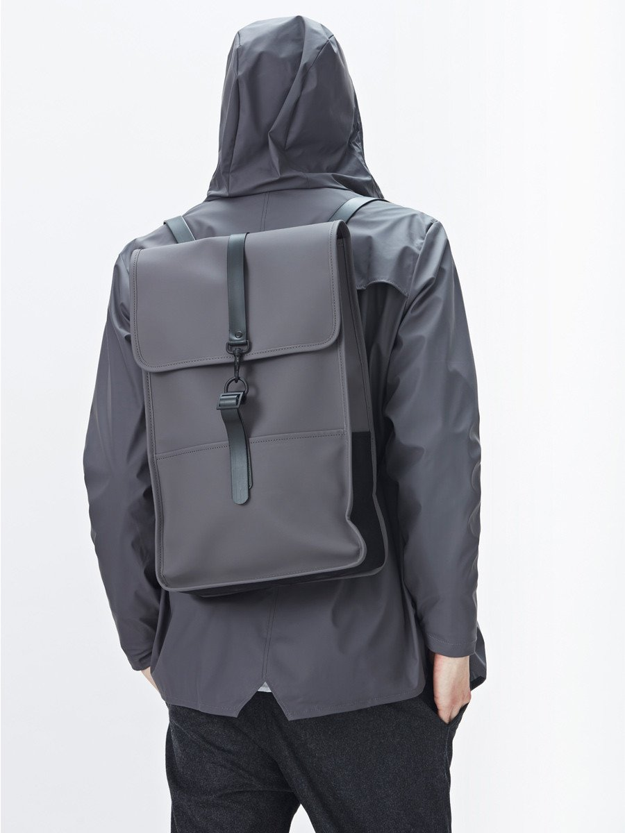 RAINS / Backpack | Smoke
