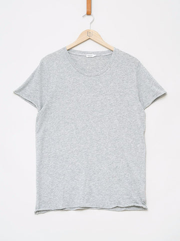 Filippa K / Melange Tee | Light Grey Melange