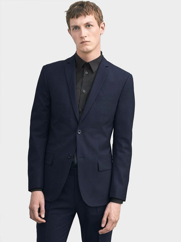 Filippa K / Rick Cool Wool Blazer | Navy