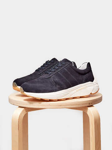 GARMENT PROJECT / Runner Suede | Navy