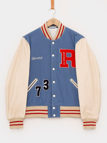 Gant Rugger / The Letterman Jacket | Salty Sea