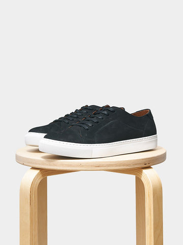 Garment Project / Classic Lace Nubuck | Black