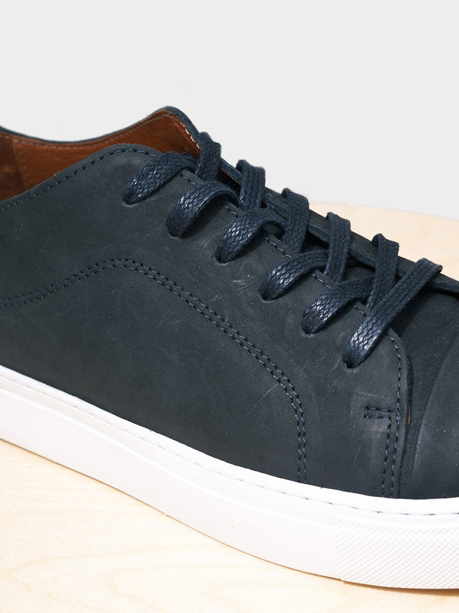 Garment Project / Classic Lace Nubuck | Navy