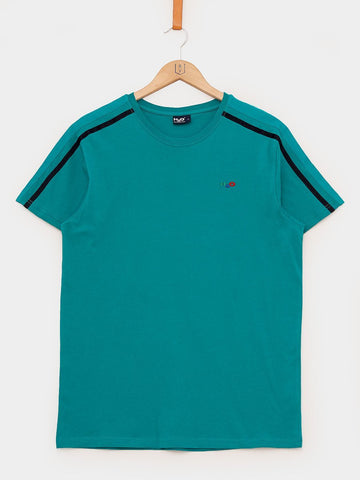 H2O / Donogal Tee | Bright Green