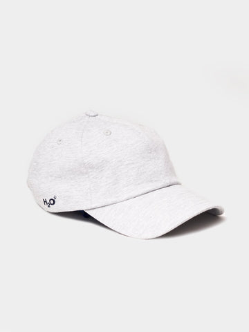 H2O / Uni Legacy Cap | Light Grey