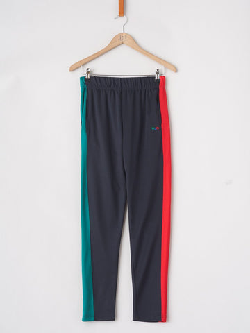 H2O / Bobby Track Pants | Navy Red Green
