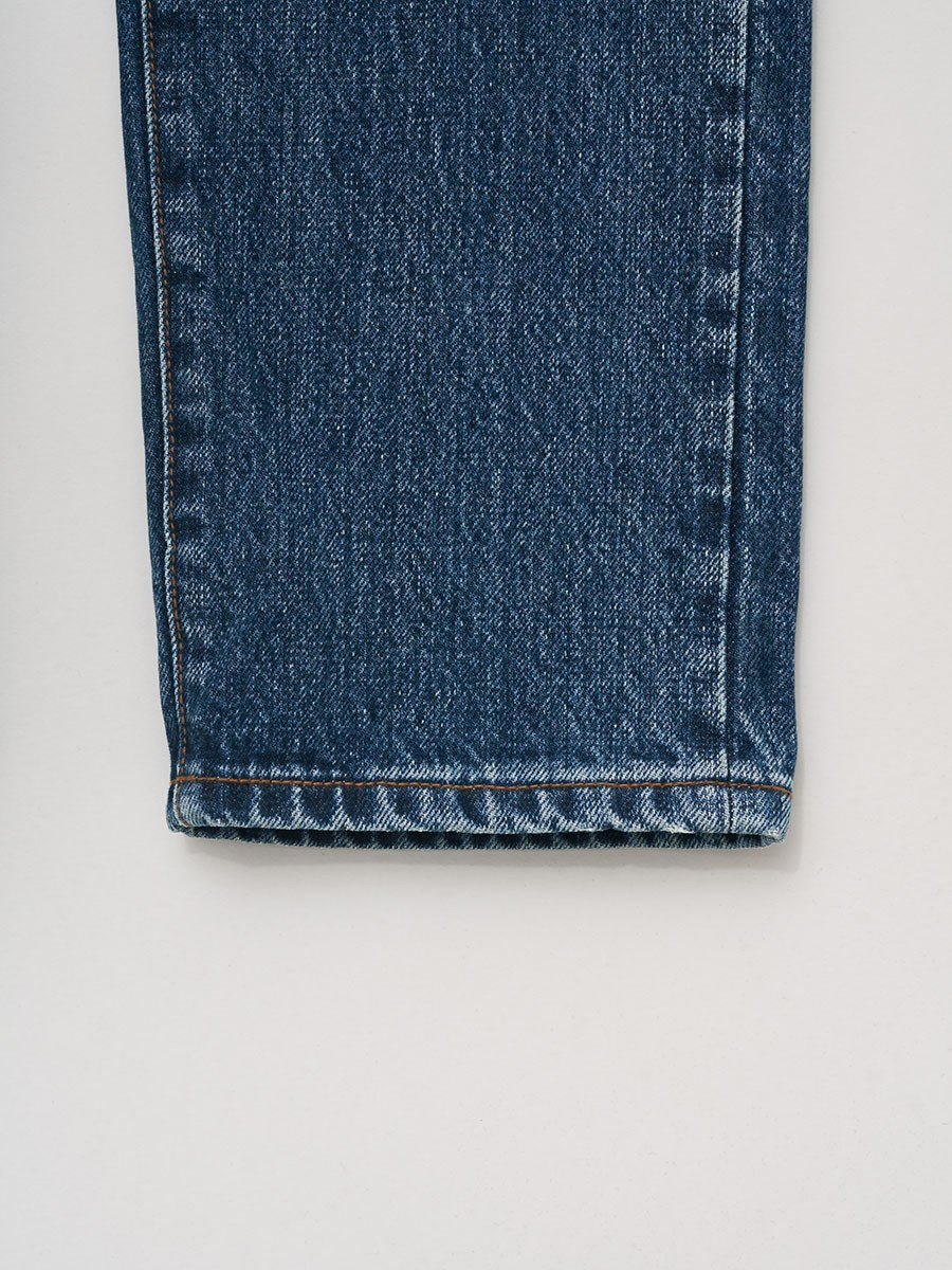 Han Kjøbenhavn / Tapered Jeans | Medium Blue