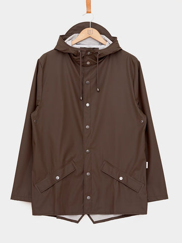 RAINS / Jacket | Brown