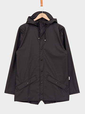 RAINS / Jacket | Black