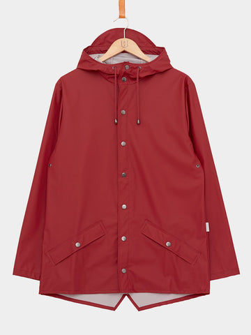 RAINS / Jacket | Scarlet