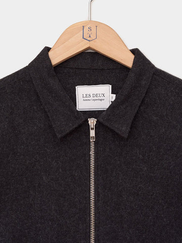 Les Deux / Petworth Shirt | Grey