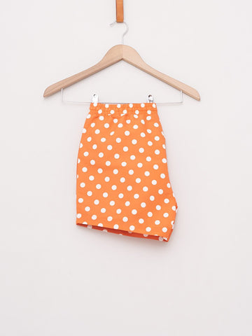 Les Deux / Cousteau Swimtrunks | Orange