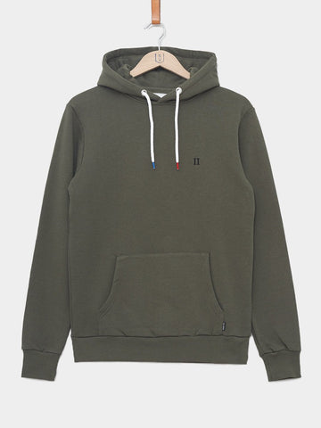 Les Deux / French Hoodie | Green