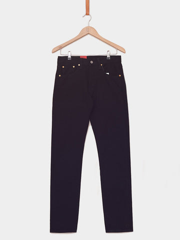 Levi's / 501 Taper Fit Jeans | Black Punk